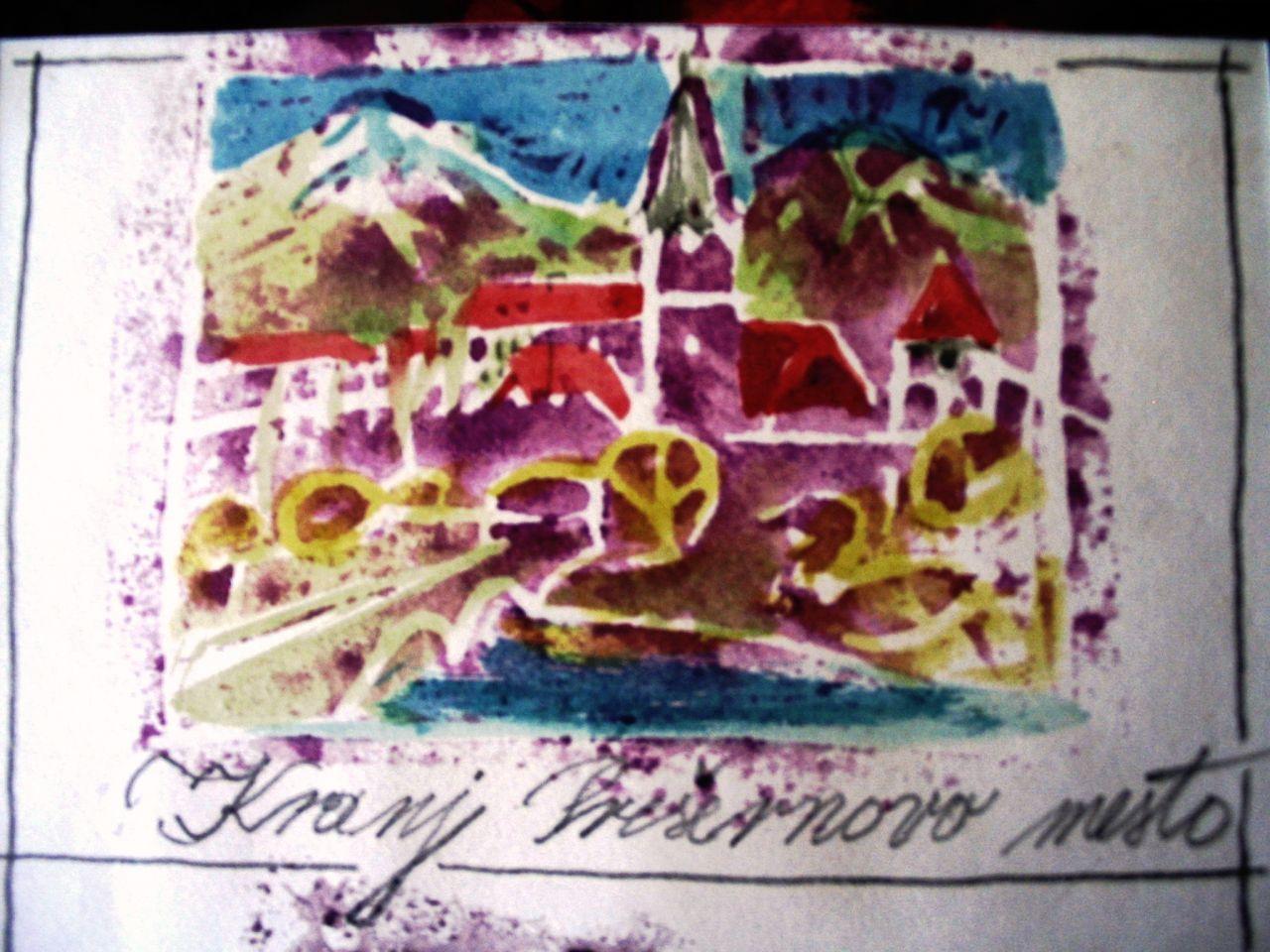 kranj razglednica 001