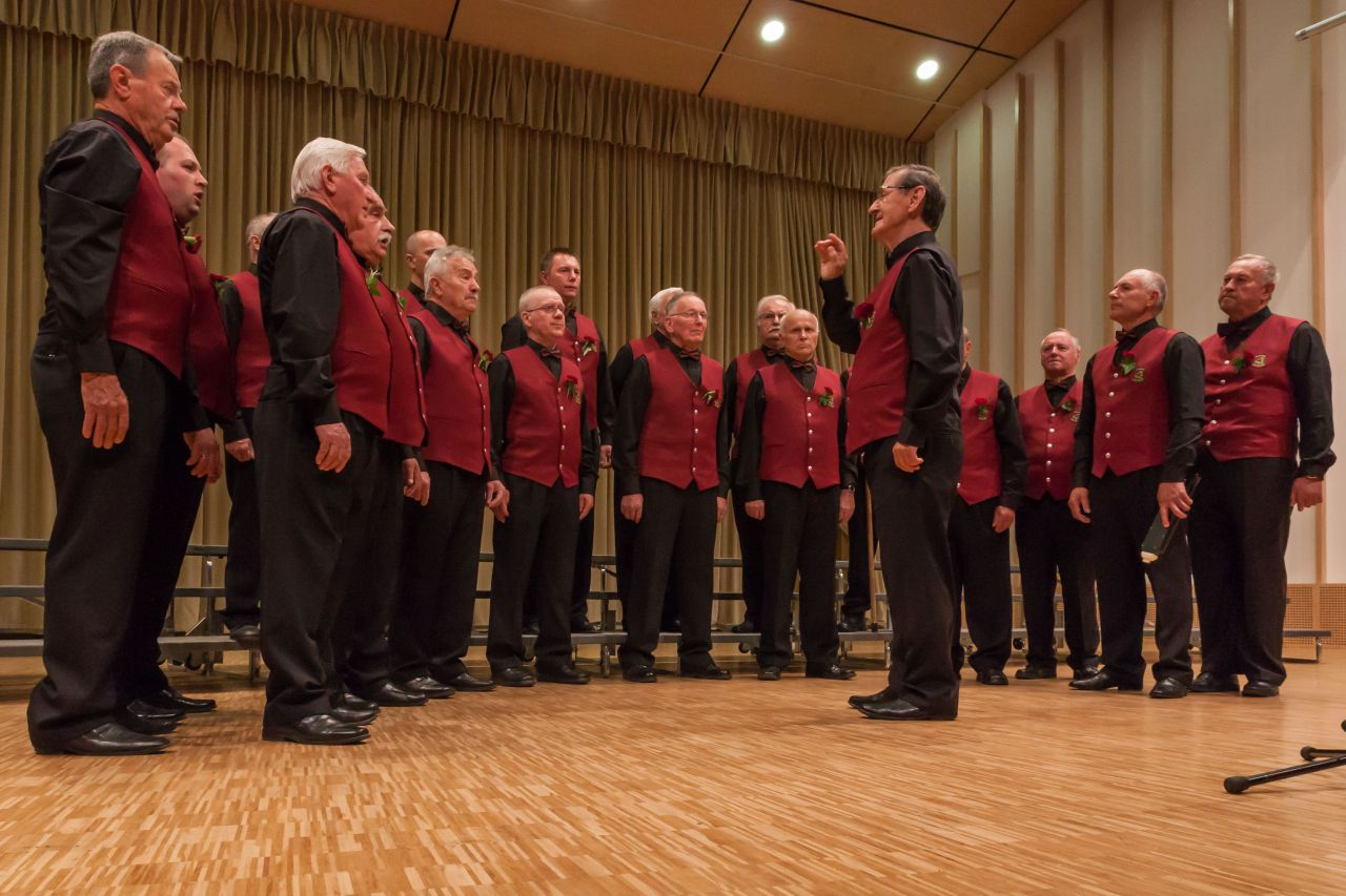 Moški pevski zbor Barje