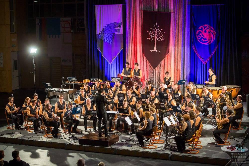 Pihalni orkester Tržič