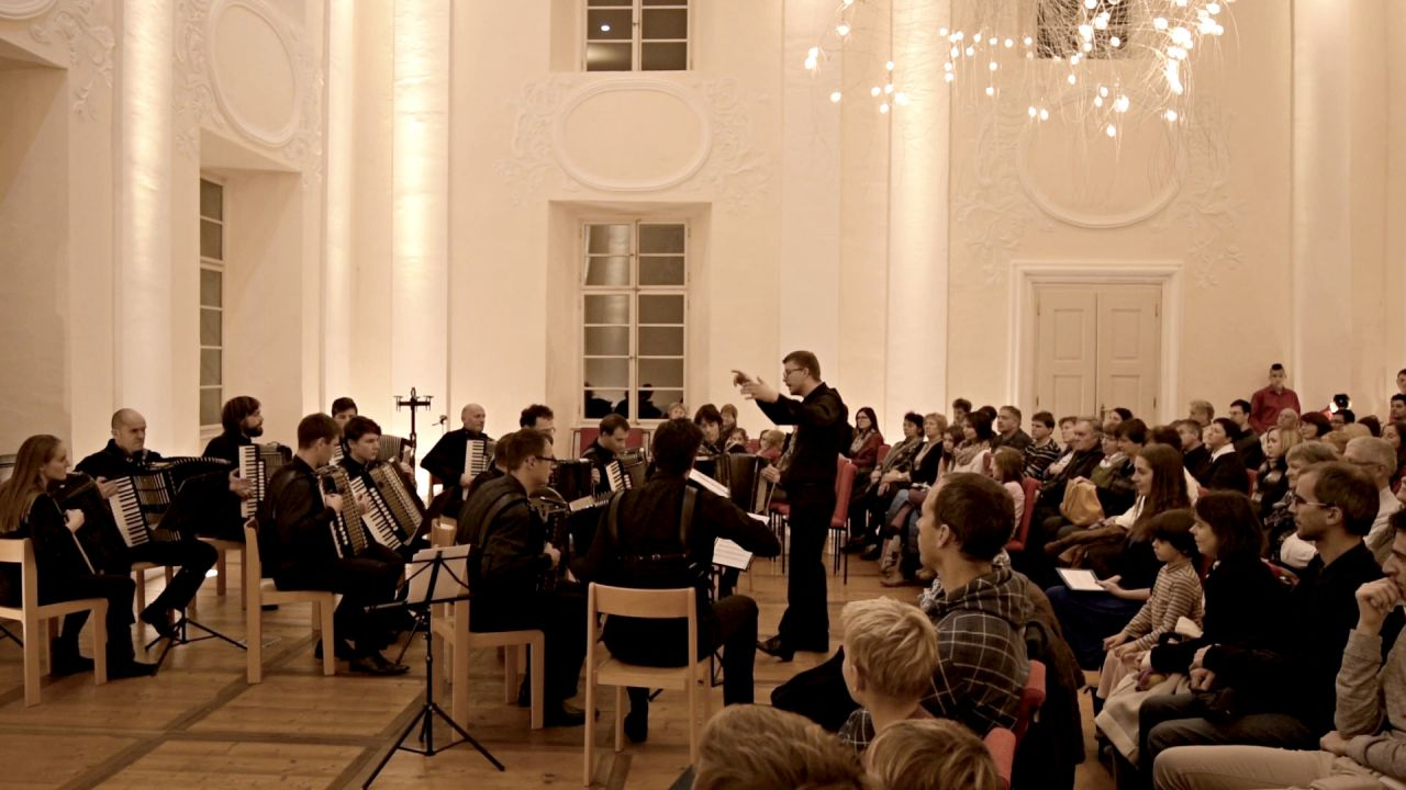 Harmonikester koncert 49