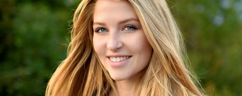 Maja Zupan, Miss Slovenije, Foto: Grega Eržen / Studio Solis