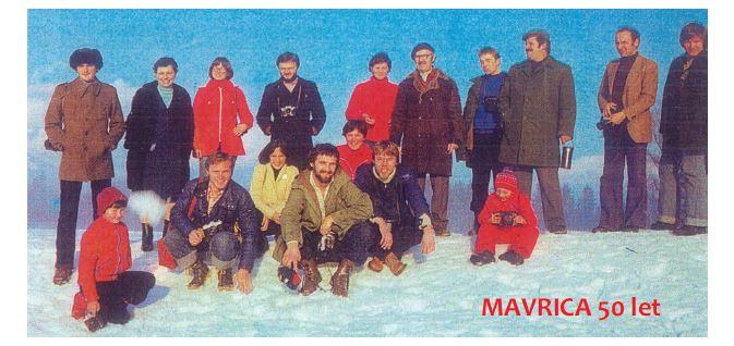 MAVRICA 50 let